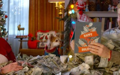 "Colorado Lottery: Holiday Scratch ""Cash Card"""